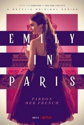 Эмили в Париже 2020 сериал, все сезоны