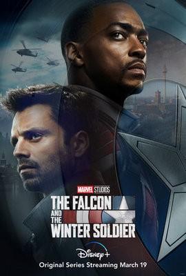 Сокол и Зимний Солдат 2021 HD мини–сериал заставка